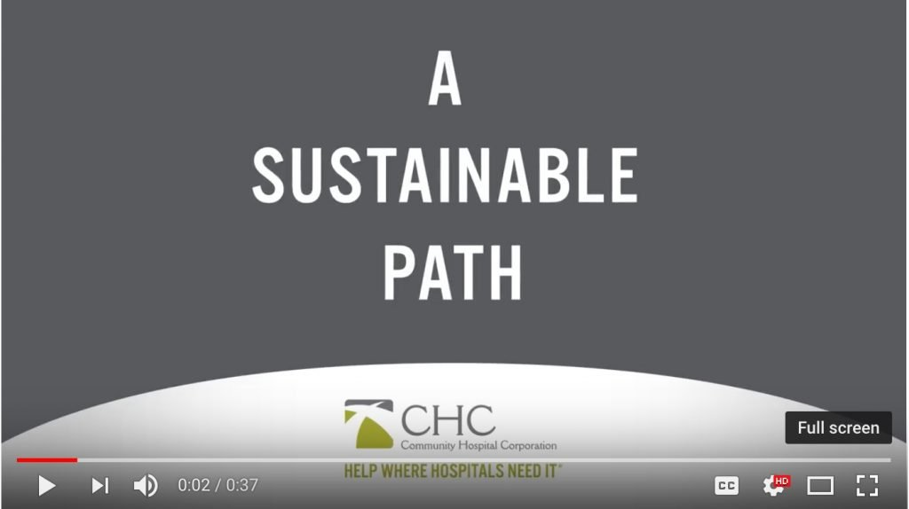 A Sustainable Path Video